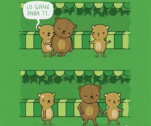 bears and love image