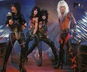 80's, glam, and heavy image