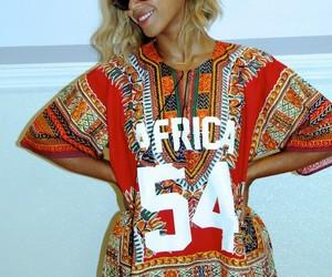 beyoncé, africa, and Queen image