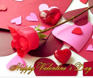 valentine and rose image