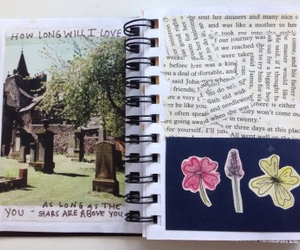 book, journal, and notebook image