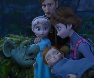 anna, trolls, and disney image
