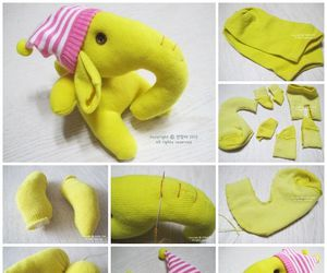 diy, elephant, and crafts image