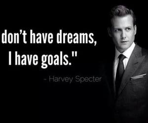 suit, dreams, and goals image