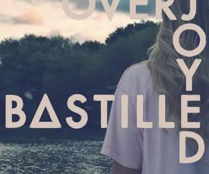 album, bastille, and overjoyed image