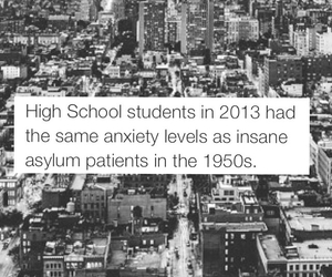 anxiety and high school image