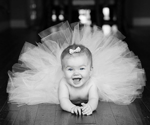 baby, cute, and smile image