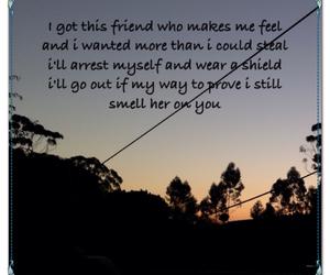 sunset and nirvana lyrics image