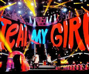 steal my girl and one direction image