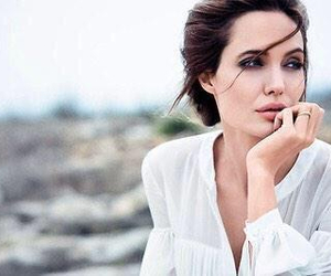 Angelina Jolie, beauty, and actress image