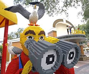 florida, lego, and legoland image
