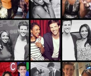 otp, the flash, and grant gustin image