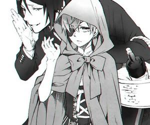 black butler, kuroshitsuji, and ciel phantomhive image