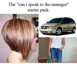 funny, true, and starter pack image