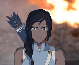 crossover and korra image