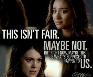 paige, pretty little liars, and pll image