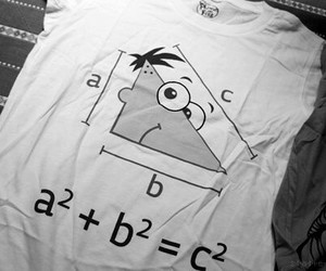 phineas, phineas and ferb, and t-shirt image
