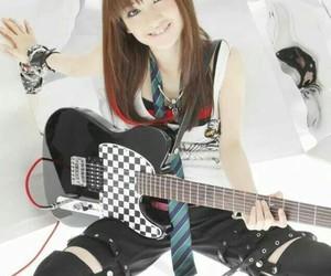 cool, guitar, and kawaii image