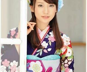kawaii, kimono, and akb48 image