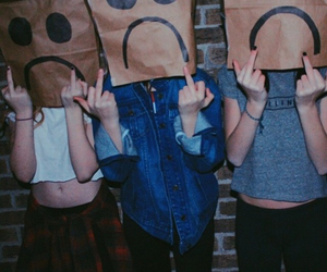 grunge, sad, and friends image