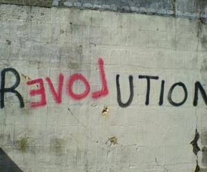 illuminati, love, and revolution image