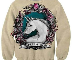 unicorn and sweater image