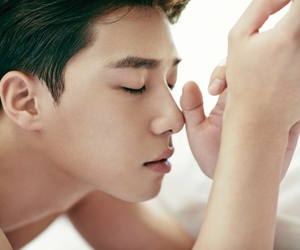 actor, korea, and park seo joon image