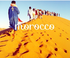 africa and marocco image