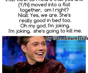 imagine, niall horan, and 1d image