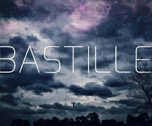 band, bastille, and grunge image