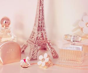 paris, perfume, and eiffel tower image