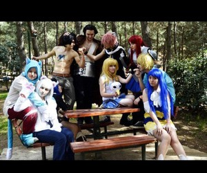fairy tail cosplay image