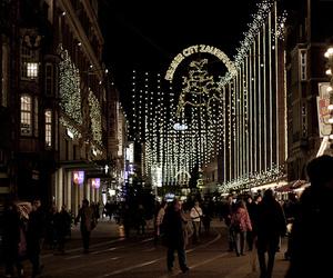 christmas, city, and deutschland image