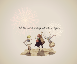 fairy tail, natsu dragneel, and adventure image