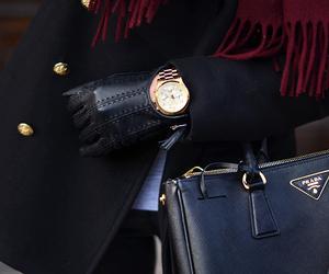 burgundy, fashion, and Michael Kors image
