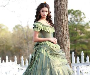 Nina Dobrev, katherine pierce, and the vampire diaries image