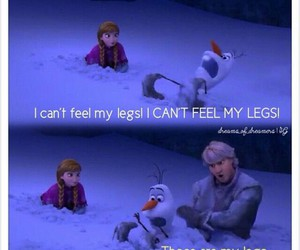 olaf, disney, and frozen image