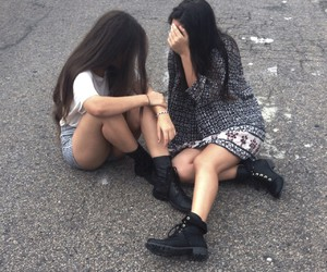 best friends, icon, and jenna violets image