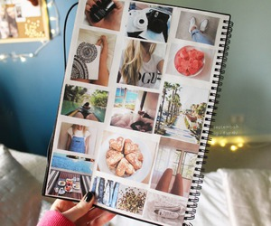 notebook, tumblr, and photo image