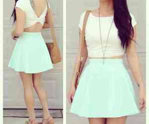 clothes, dress, and dresses image