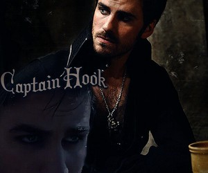 hookers, once upon a time, and captain hook image
