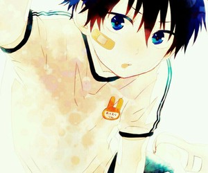 ao no exorcist, anime, and rin okumura image