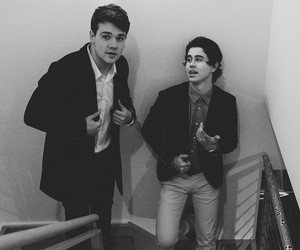 nash grier, cute, and jake foushee image