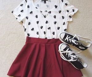 classy, girl, and clothes image