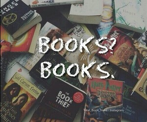 books, one, and harry potter image