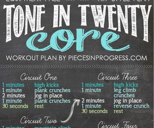 core and workout image
