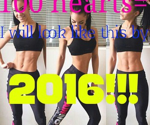 2016, fit, and inspiration image