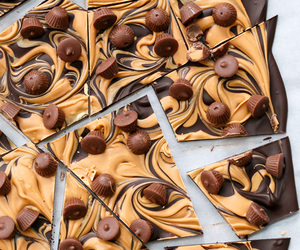 chocolate, food, and snack image