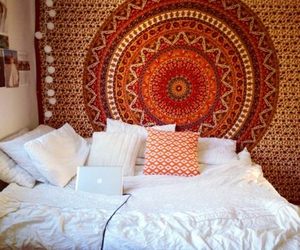 bohemian, decorated, and lifestyle image