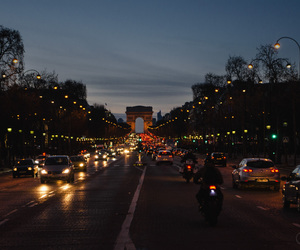 amazing, beautiful, and Champs-Elysees image